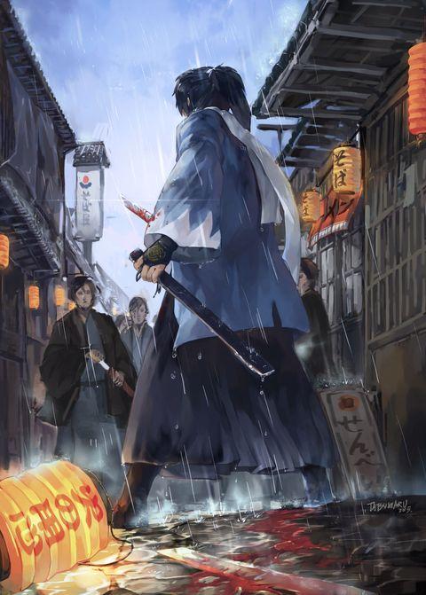 Touken Ranbu * Yamato no Kami Yasusada「大和守安定」/「しや」のイラスト [pixiv]