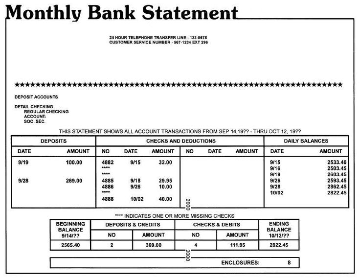 Image result for bank statement Statement template, Bank