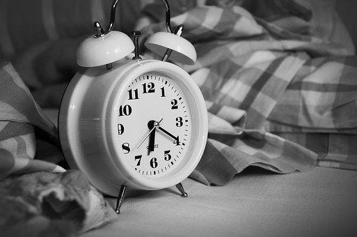 Ébresztőóra, Állj Fel, Idő, Alvás