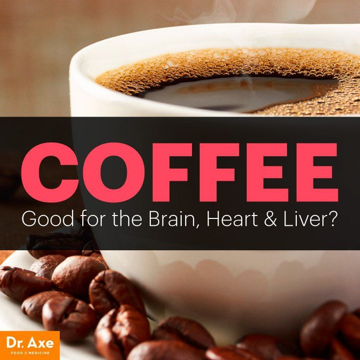 Coffee Nutrition Facts: Good for the Brain, Heart