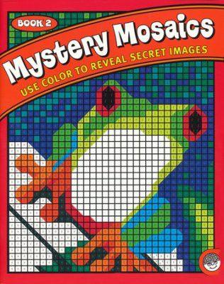 MW MYSTERY MOSAICS BOOK 2
