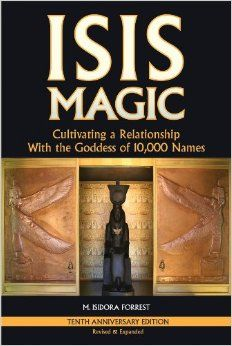 39 best books my wiccan library images on pinterest wicca isis magic cultivating a relationship with the goddess of 10 000 names m fandeluxe Choice Image