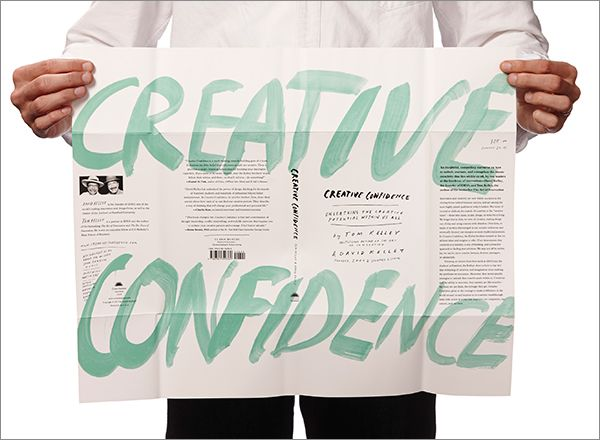 Creative Confidence by Tom & David Kelley