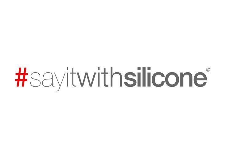 """Say It With Silicone"" - Logo www.lucamoretto.com  #LucaM.™#LucaMorettoArtista#LucaMoretto#MorettoSilicone#DilloColSilicone#SayItWithSilicone#PaintingOilSiliconeArt#Silicone#SiliconeArt#InstaSiliconeArt#InstaLike#InstaArt#PicOfTheDay#Like4Art#Logo#Arte#Design#DesignArt#InstaPic#InstaDesign#LifeArt#Art#TimeArt#Artist#Brend#Jesolo#Venezia#Venice#Italia#ItalianArtist"