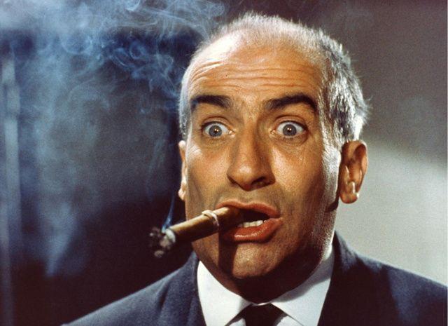 Fantomas gegen Interpol Filmbild Bild-1 Fantomas gegen Interpol / Louis de Funès / Fantomas Trilogie