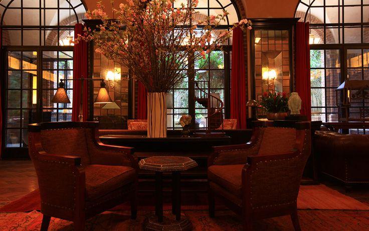 The Greenwich Hotel, New York (Locande Verde restaurant)