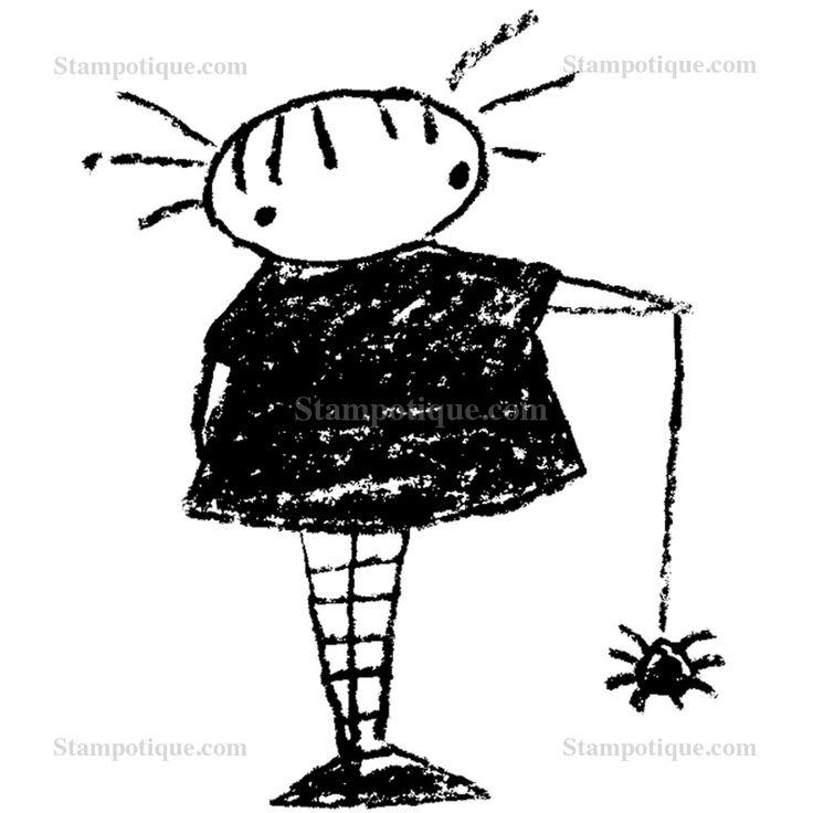 spider stotique originals digitale stempels en