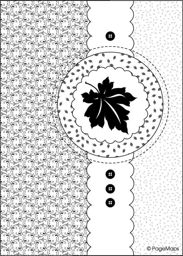 подробную съёмку макет для открытки скрапбукинг нательный