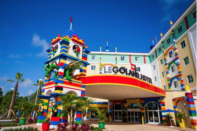Legoland Hotel at Legoland Florida - Merlin Entertainments Group