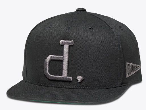 Fancaps - Diamond Supply Co Unpolo Cap Black, $62.00 (http://www.fancaps.com.au/diamond-supply-co-unpolo-cap-black/)