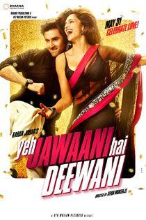 Yeh Jawaani Hai Deewani (2013) Hindi Movie Online in Ultra HD - Einthusan  Deepika Padukone, Priyanka Bose, Ranbir Kapoor Directed by Ayan Mukerji Music by Pritam 2013 [UA] BLURAY ULTRA HD ENGLISH SUBTITLE