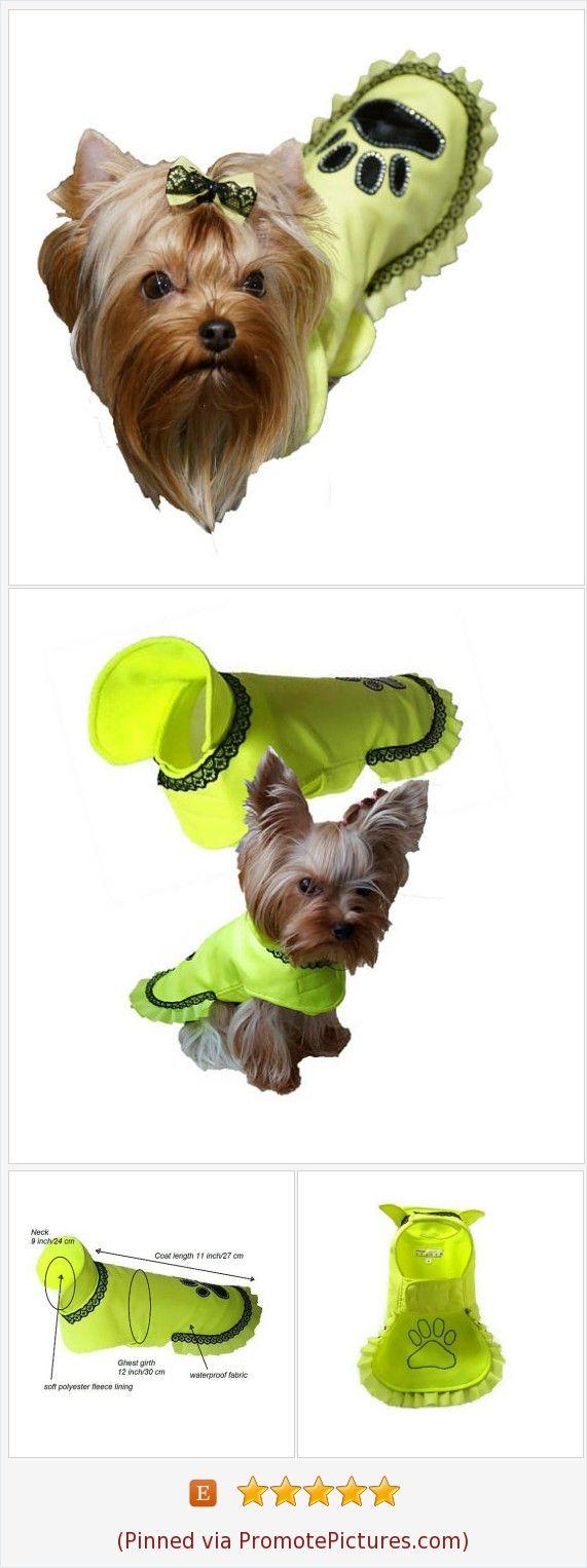 #Waterproof #dog #coat Dog raincoat Pet dog raincoat Dog coat For small pet dog Pet raincoat Waterproof pet coat Dog #raincoat Pet dog coat XS #smalldogfashion #dogclothes https://www.etsy.com/SmallDogFashion/listing/571031969/waterproof-dog-coat-dog-raincoat-pet-dog?ref=shop_home_active_6  (Pinned using https://PromotePictures.com)