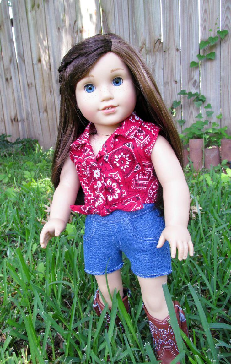 666 best American Girl Doll images on Pinterest