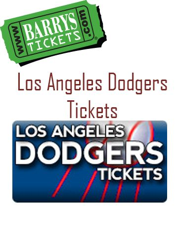 "No matter if its a Dodgers Game, Hockey Game, Concert, Soccer Game or any event at Dodger Stadium Barry's Ticket Service has the guaranteed lowest priced ""All In"" tickets for any event. We have No Service Charges or Hidden Fees on any tickets for an event at Dodger Stadium."