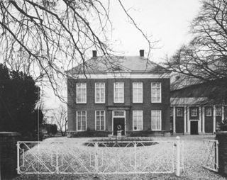 Pastorie Oosterweg 1977