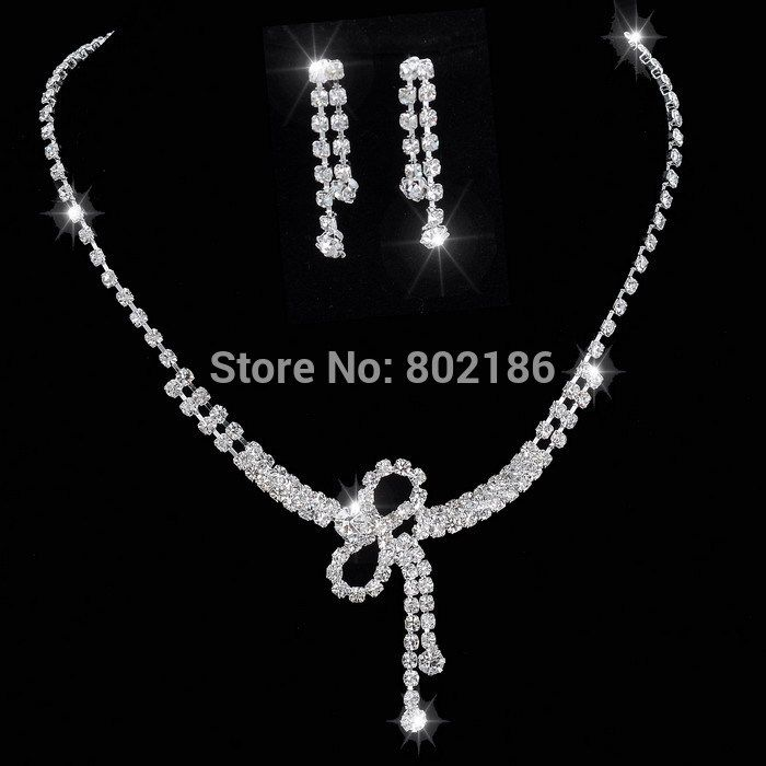 Cheap jewelry tool sets, Buy Quality jewelry plier set directly from China jewelry enamel Suppliers:            Silver Tone Crystal Tennis Choker Necklace Set Earrings Factory Price Wedding Bridal Bridesmaid A