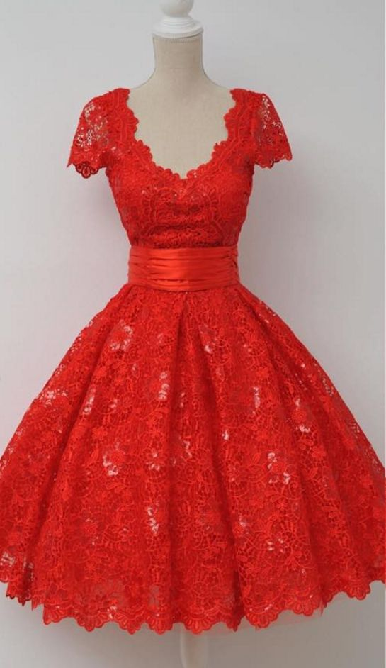 Red Homecoming Dress,Lace Homecoming Dress,Cute Homecoming Dress,Short Prom Dress,Homecoming Gowns,Sweet 16 Dress,Homecoming Dresses
