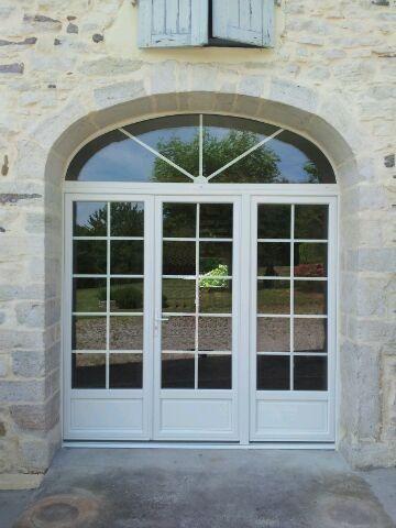 25 best ideas about porte fenetre pvc on pinterest baie for Soubassement bois lapeyre