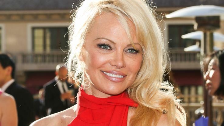 Pamela Anderson teases secret lover amid rumoured Julian Assange romance