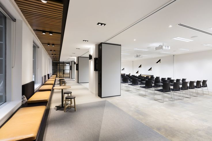 Gallery australian interior design awards office - Office interior design photo gallery ...