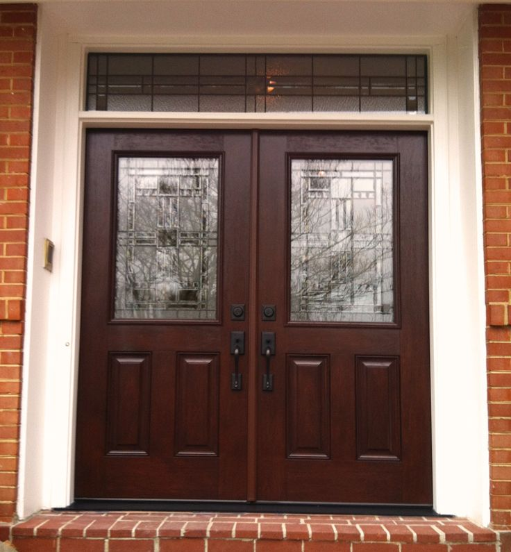 17 best images about nova exteriors door projects on for Half glass exterior door