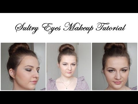 Sultry Makeup Tutorial // Using Sleek Au Naturel Palette // Cristina's Beauty Box