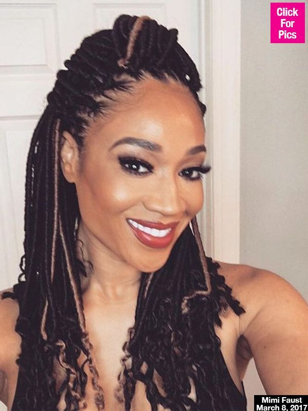 'L&HH' Star Mimi Faust Debuts New Hairdo After Teasing Hot Romance On Season 6 — Pic