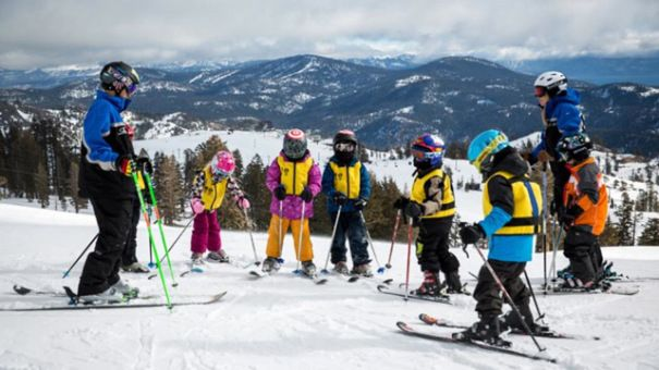 It's that magical time of year for Bay Area folks, where powdery snow is a manageable drive away—a.k.a. ski season! There are plenty of places in Tahoe and beyond that are perfect for getting your littles onto skis and snowboards for the first time, or for your more experienced bunnies to practice their skills. So whether you're looking for the most tricked-out resort or else something more...