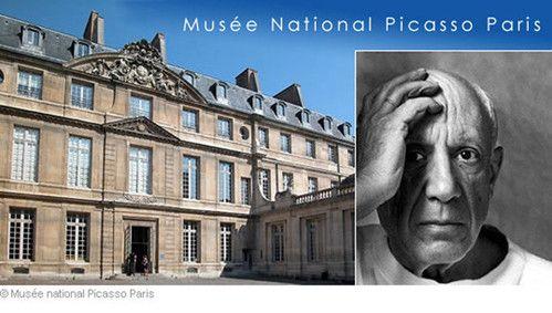 Réouverture du musée Picasso à l'hôtel Salé - à Paris