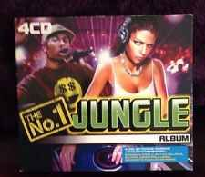 #⃣No.1 Jungle Album X4 Cd's with 〽️60 MASSIVE MIND-BLOWING TRACKS〽️2008. BIDDING STARTS AT £2... I THINK!! OR U CAN BUY NOW AT £4:50 LOOK FOR USER: kate079kay NOT SMILER3183..... SHES LEFT THE YARD