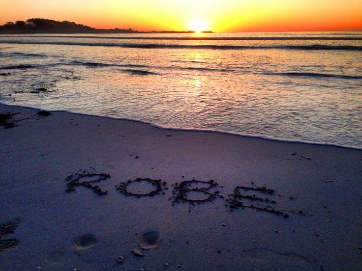 Beautiful Robe ❤ #sunset #robe #discoveryparksrobe