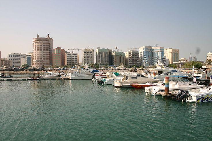 Modern Manama - Baréin -