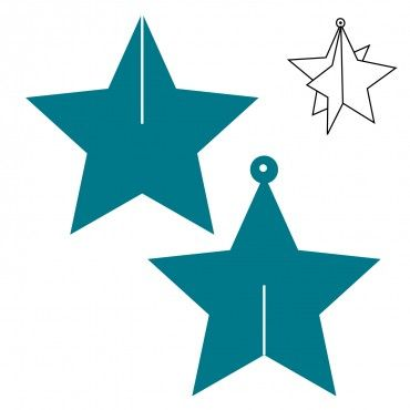 Star (3-D) | AccuCut