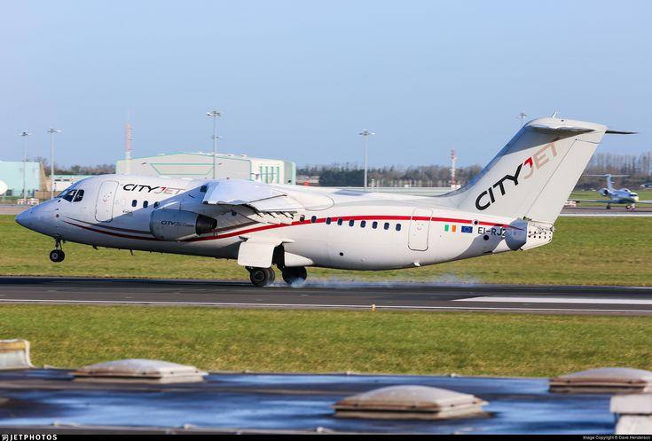 EI-RJZ. British Aerospace Avro RJ85. JetPhotos.com is the biggest database of aviation photographs with over 3 million screened photos online!
