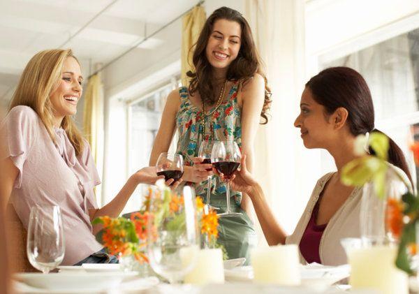 Una copa de vino tinto: salud y belleza | Onda Verde - Yahoo Mujer