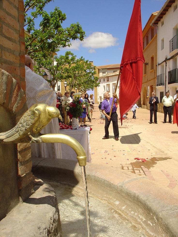 Dia de celebraciones en Jaraba