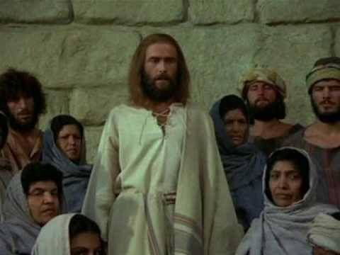 the interpretation of jesus in the movie the temple Jesus has now left, never to return indeed, the action of jesus in departing the temple and taking his seat on the mount of olives (mt 24:3) recalls ezekiel 11:23.