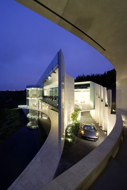 Razor residence luxury photography kourajewels dream - Superbe residence rasoir wallace e cunningham ...