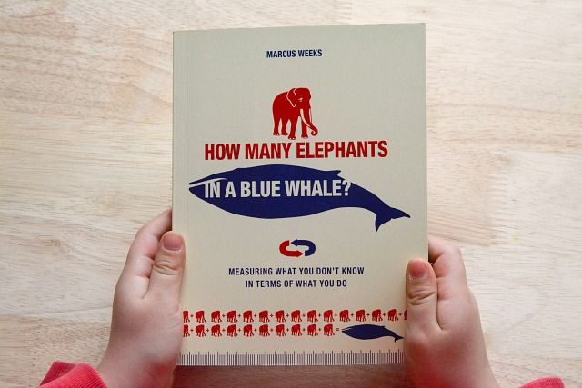 How many elephants in a Blue Whale
