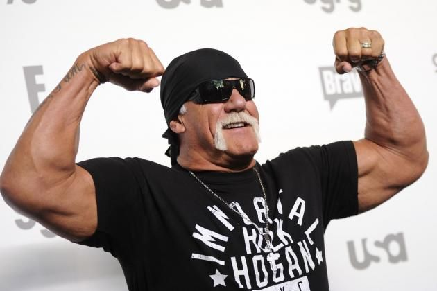 "Hulk Hogan Fired by WWE: Latest Details, Comments, Reaction ""Hulk Hogan is one of the most iconic stars in the history of WWE, but the sports entertainment giant parted ways with the Immortal One on Friday, after reports emerged of the wrestler making racially insensitive statements. WWE released a statement confirming the decision, per Darren Rovell of ESPN:"""