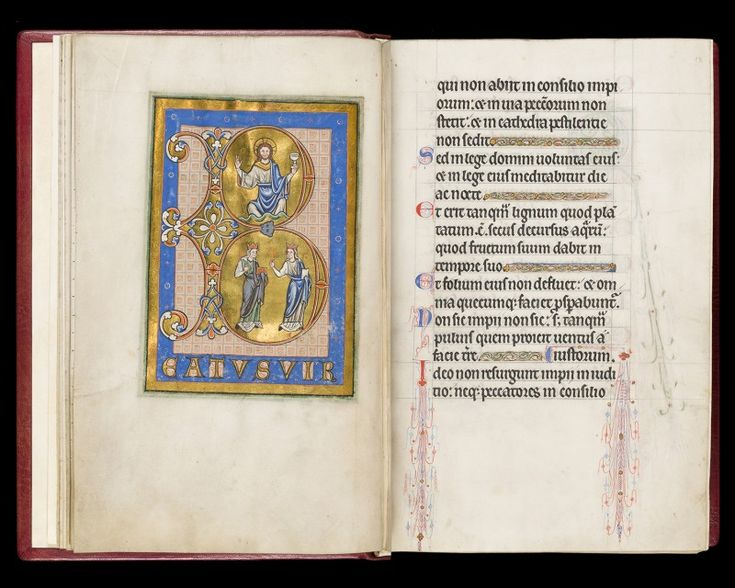 The Peterborough Psalter
