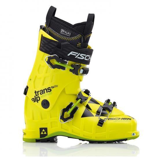 Bottes de ski alpin Fischer Transalp Vacuum TS Lite pour hommes