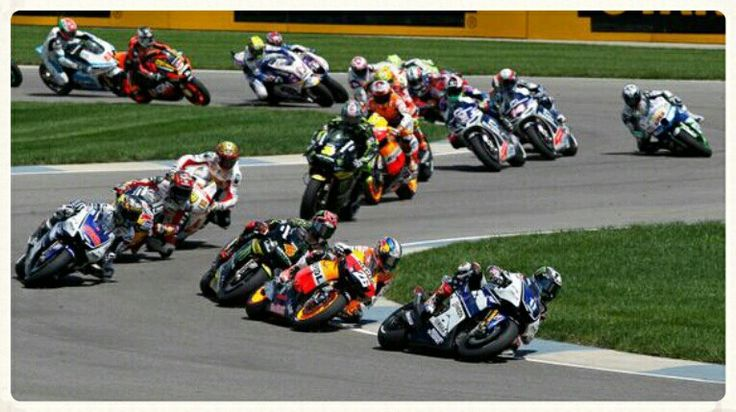 Motogp indianapolis start