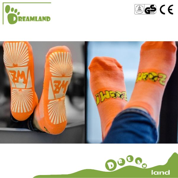 Professional Indoor Trampoline Park Indoor Anti Slip Trampoline Sock