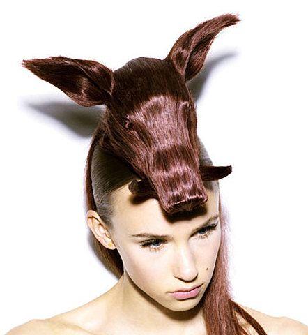 M poria coiffure