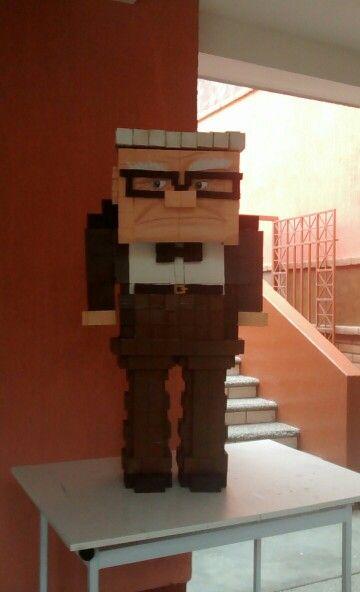 Sr.Fredricksen - cubos
