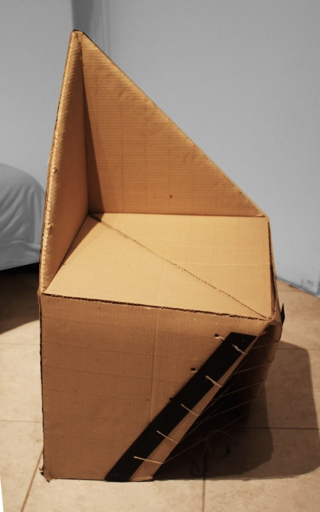 17 best images about cardboard furniture on pinterest furniture moving boxes and furniture design - Paper furniture ...