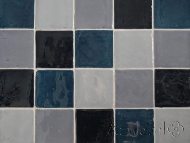 Spanish Tiles - Azulejos - Project van Designtegels.nl