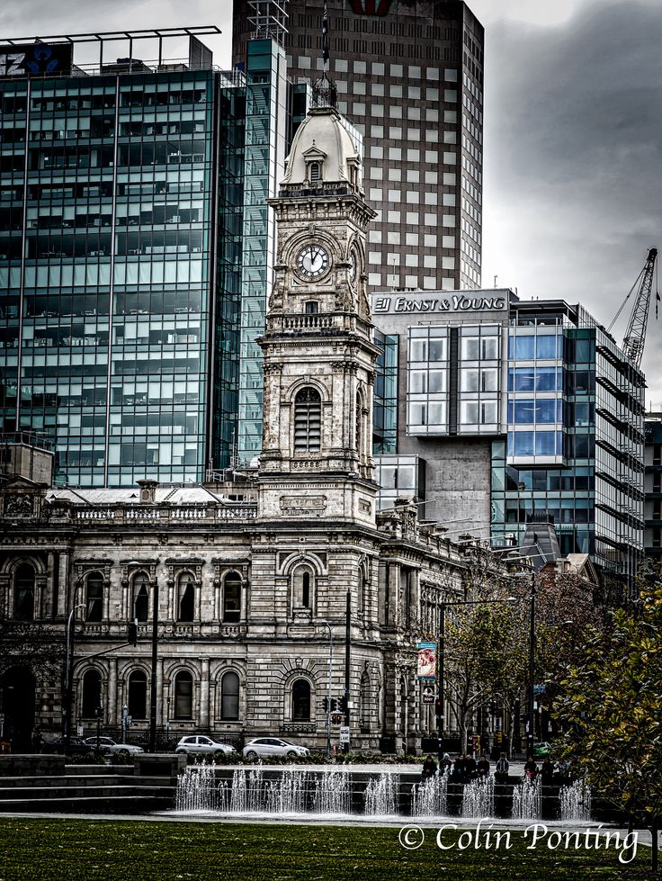 Adelaide SA by Colin Ponting on 500px