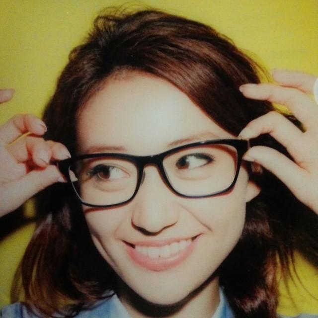 大好きメガネ!今かけたいメガネはこれ♡女子力アップの眼鏡コーディネート◎の5枚目の写真
